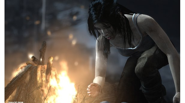 Tomb Raider - Screenshots mit AMD TressFX