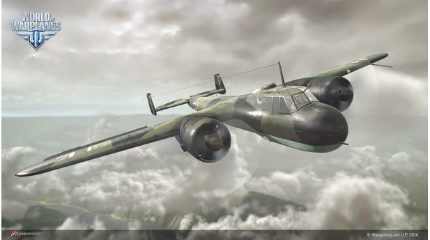 World of Warplanes - Screenshots zu Patch 1.6.3