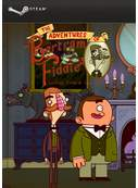 Cover zu Adventures of Bertram Fiddle: Episode 1 - A Dreadly Business