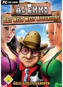 Cover zu Al Emmo: Das Wild West Adventure