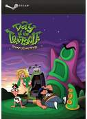 Cover zu Day of the Tentacle Remastered