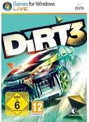 Cover zu DiRT 3