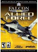 Cover zu Falcon 4.0: Allied Force