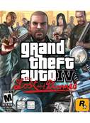 Cover zu Grand Theft Auto 4: The Lost and Damned