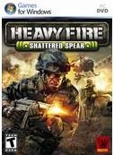 Cover zu Heavy Fire: Shattered Spear