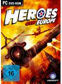 Cover zu Heroes over Europe