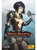 Cover zu King's Bounty: Armored Princess