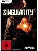 Cover zu Singularity