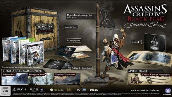 Pubg Video Zeigt Neue Benutzeroberfläche Kartenauswahl: Assassin's Creed 4: Black Flag