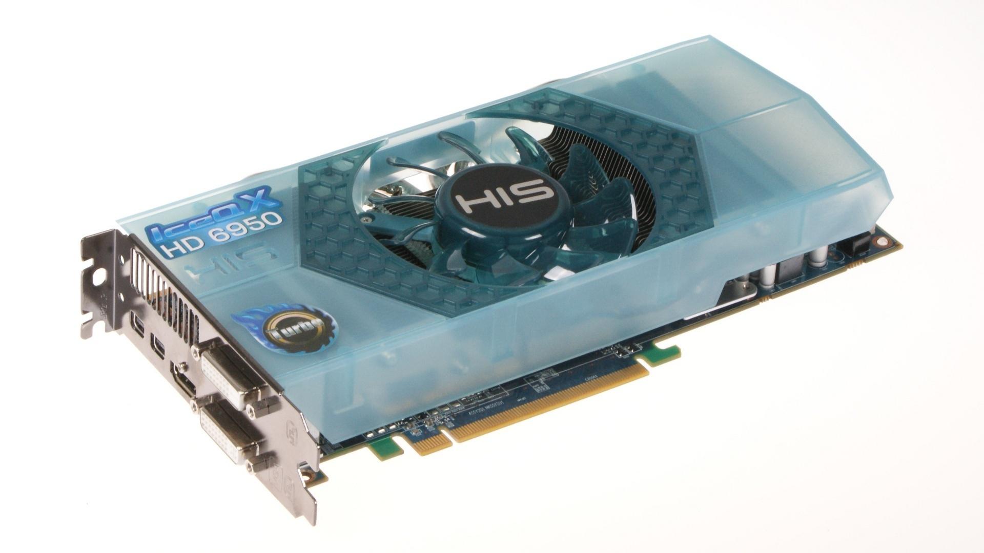 HIS Radeon HD 6950 IceQ X Turbo