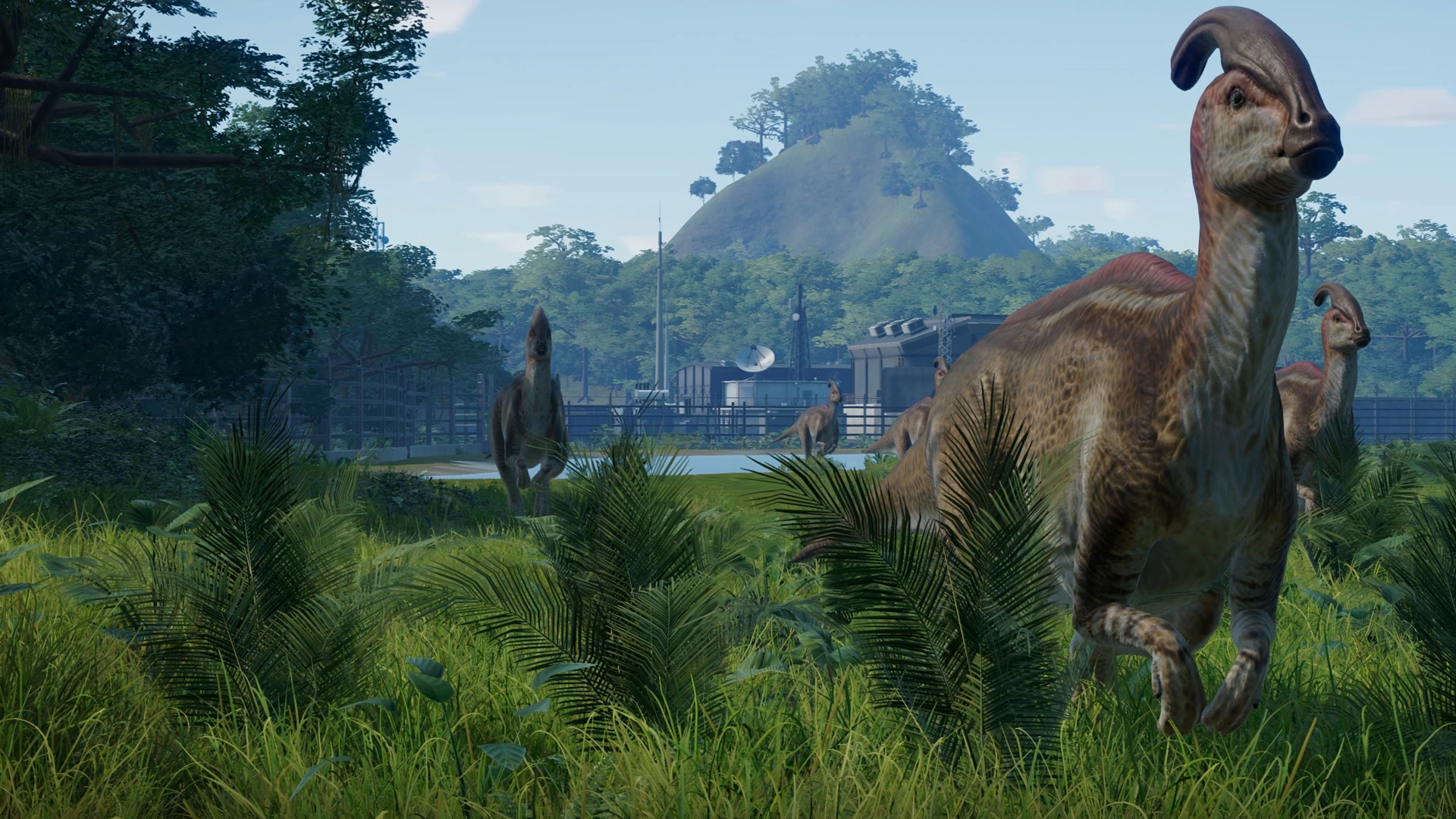 Elicottero Jurassic World : Jurassic world evolution neuer ingame trailer veröffentlicht