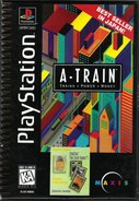 Cover zu A-Train - PlayStation