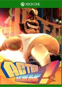 Cover zu Action Henk - Xbox One