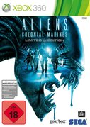 Cover zu Aliens: Colonial Marines - Xbox 360