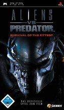 Cover zu Aliens vs. Predator: Survival of the Fittest - PSP