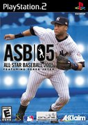 Cover zu All-Star Baseball 2005 - PlayStation 2