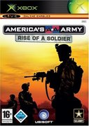Cover zu America's Army: Rise of a Soldier - Xbox