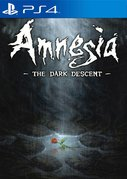 Cover zu Amnesia: The Dark Descent - PlayStation 4