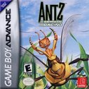 Cover zu Antz Extreme Racing - Game Boy Advance