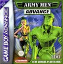 Cover zu Army Men: Advance - Game Boy Advance