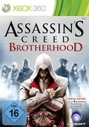 Cover zu Assassin's Creed: Brotherhood - Xbox 360
