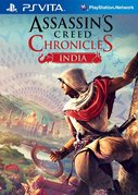 Cover zu Assassin's Creed Chronicles: India - PS Vita