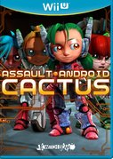 Cover zu Assault Android Cactus - Wii U