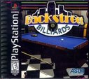 Cover zu Backstreet Billiards - PlayStation