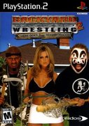 Cover zu Backyard Wrestling 2: There Goes The Neighborhood - PlayStation 2