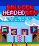 Cover zu Balloon Headed Boy - Handy