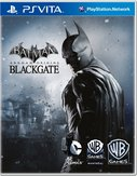 Cover zu Batman: Arkham Origins Blackgate - PS Vita