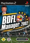 Cover zu BDFL Manager 2002 - PlayStation 2