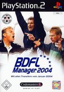 Cover zu BDFL Manager 2004 - PlayStation 2
