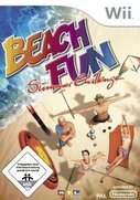 Cover zu Beach Fun Summer Challenge - Wii