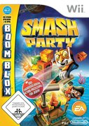 Cover zu Boom Blox Smash Party - Wii