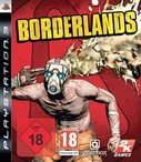 Cover zu Borderlands - PlayStation 3