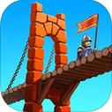 Cover zu Bridge Constructor: Mittelalter - Apple iOS