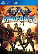 Cover zu Broforce - PlayStation 4