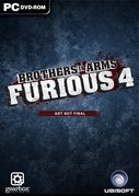 Cover zu Brothers in Arms: Furious 4 - Xbox 360