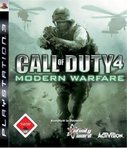 Cover zu Call of Duty 4: Modern Warfare - PlayStation 3