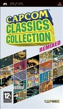Cover zu Capcom Classics Collection Remixed - PSP
