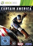 Cover zu Captain America: Super Soldier - Xbox 360