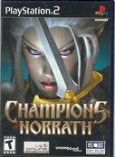 Cover zu Champions of Norrath - PlayStation 2