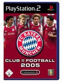 Cover zu Club Football 2005 - PlayStation 2
