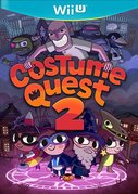 Cover zu Costume Quest 2 - Wii U
