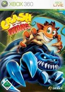 Cover zu Crash of the Titans - Xbox 360
