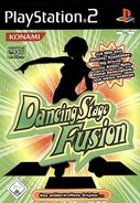 Cover zu Dancing Stage Fusion - PlayStation 2