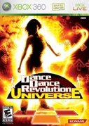 Cover zu Dancing Stage Universe - Xbox 360
