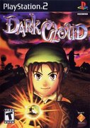 Cover zu Dark Cloud - PlayStation 2