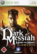 Cover zu Dark Messiah of Might & Magic Elements - Xbox 360